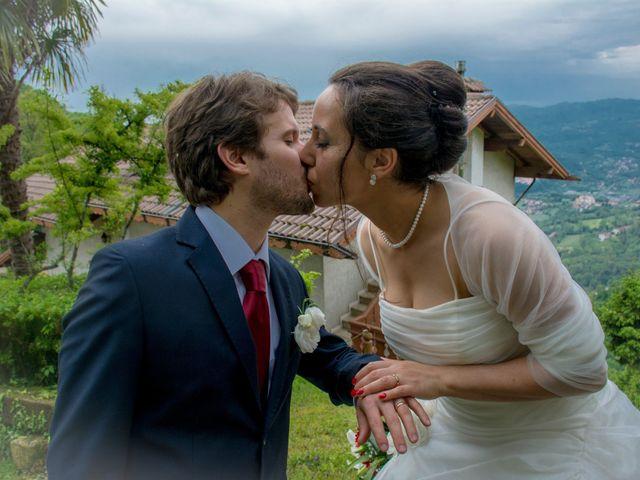 Il matrimonio di Cristiano e Valentina a Tonezza del Cimone, Vicenza 168