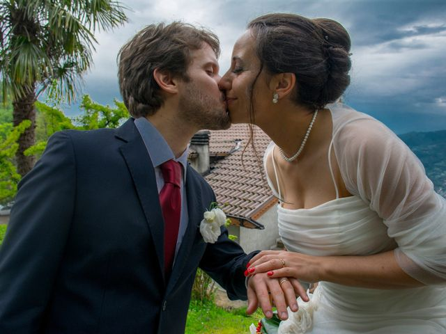 Il matrimonio di Cristiano e Valentina a Tonezza del Cimone, Vicenza 170