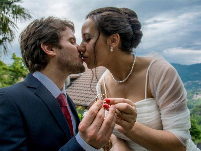 Il matrimonio di Cristiano e Valentina a Tonezza del Cimone, Vicenza 171