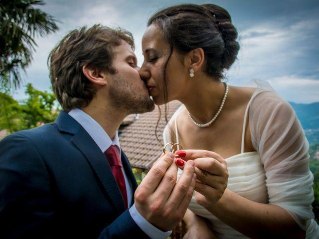 Il matrimonio di Cristiano e Valentina a Tonezza del Cimone, Vicenza 172
