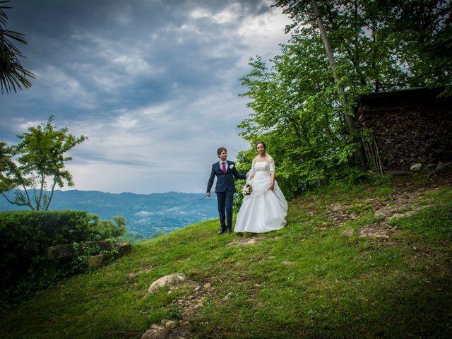 Il matrimonio di Cristiano e Valentina a Tonezza del Cimone, Vicenza 173