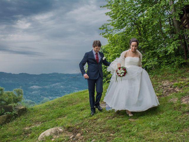 Il matrimonio di Cristiano e Valentina a Tonezza del Cimone, Vicenza 174