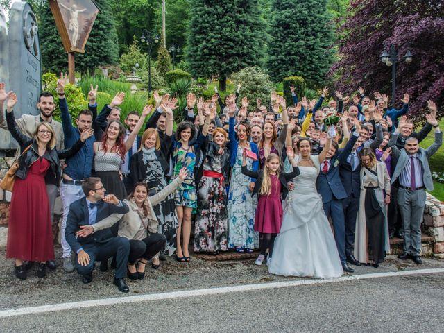 Il matrimonio di Cristiano e Valentina a Tonezza del Cimone, Vicenza 178
