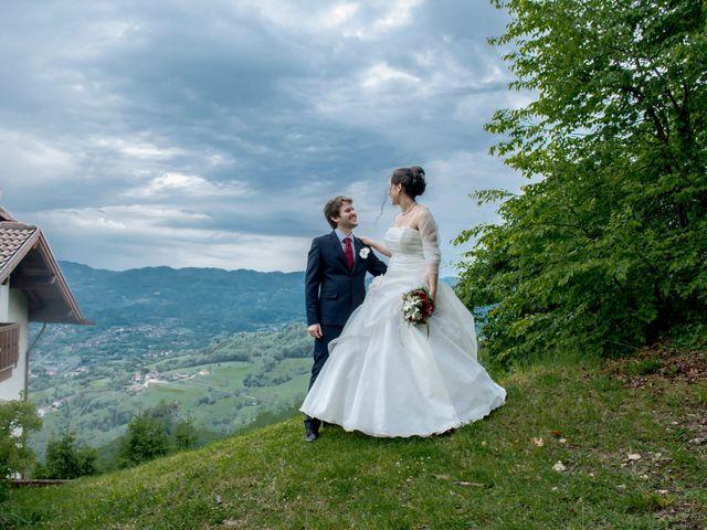 Il matrimonio di Cristiano e Valentina a Tonezza del Cimone, Vicenza 180