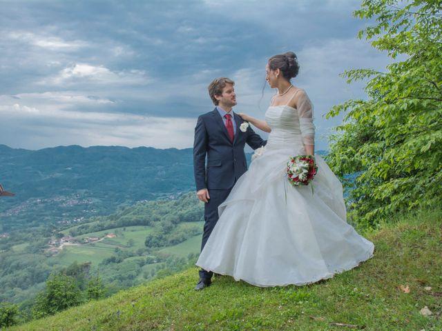 Il matrimonio di Cristiano e Valentina a Tonezza del Cimone, Vicenza 181