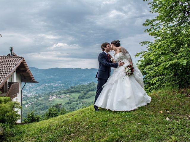 Il matrimonio di Cristiano e Valentina a Tonezza del Cimone, Vicenza 182