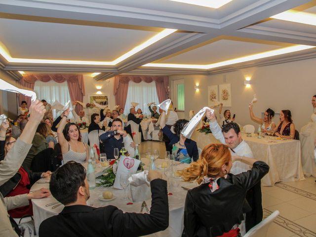 Il matrimonio di Cristiano e Valentina a Tonezza del Cimone, Vicenza 186