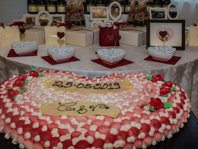 Il matrimonio di Cristiano e Valentina a Tonezza del Cimone, Vicenza 187