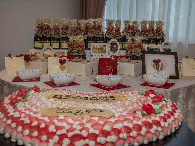 Il matrimonio di Cristiano e Valentina a Tonezza del Cimone, Vicenza 188