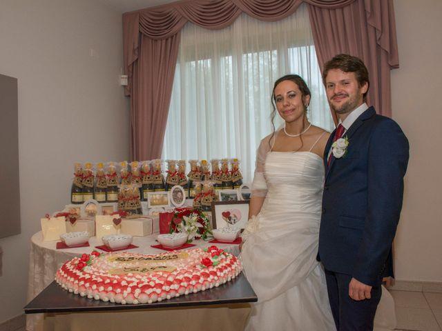 Il matrimonio di Cristiano e Valentina a Tonezza del Cimone, Vicenza 189