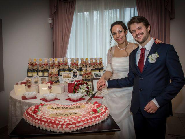Il matrimonio di Cristiano e Valentina a Tonezza del Cimone, Vicenza 190