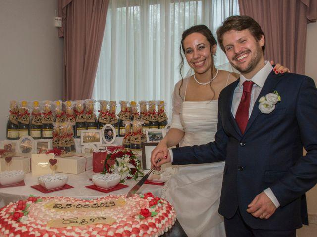 Il matrimonio di Cristiano e Valentina a Tonezza del Cimone, Vicenza 191