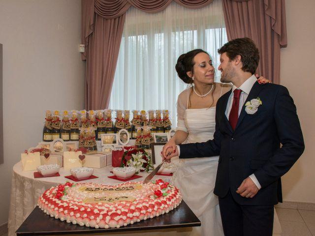 Il matrimonio di Cristiano e Valentina a Tonezza del Cimone, Vicenza 192