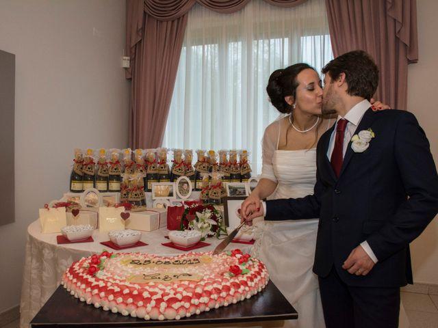 Il matrimonio di Cristiano e Valentina a Tonezza del Cimone, Vicenza 193