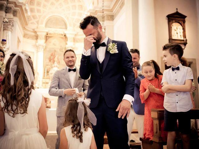Il matrimonio di Davide e Alice a Moriago della Battaglia, Treviso 20