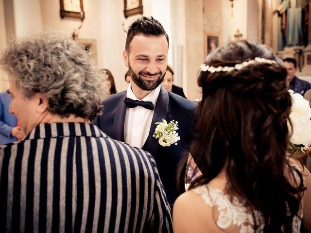 Il matrimonio di Davide e Alice a Moriago della Battaglia, Treviso 21