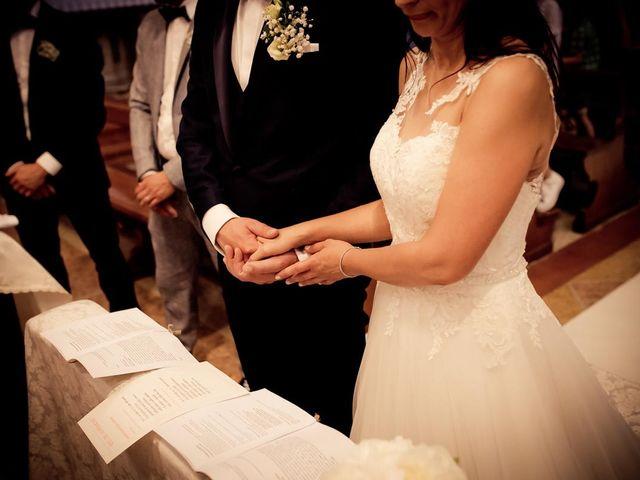 Il matrimonio di Davide e Alice a Moriago della Battaglia, Treviso 23