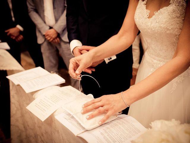 Il matrimonio di Davide e Alice a Moriago della Battaglia, Treviso 24