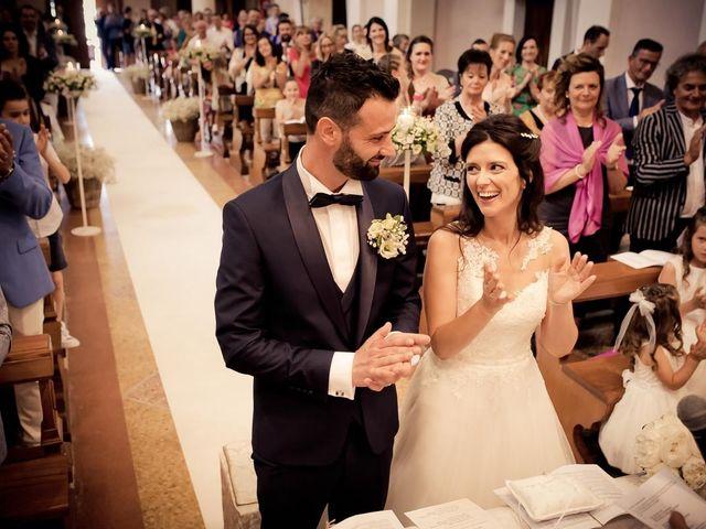Il matrimonio di Davide e Alice a Moriago della Battaglia, Treviso 25