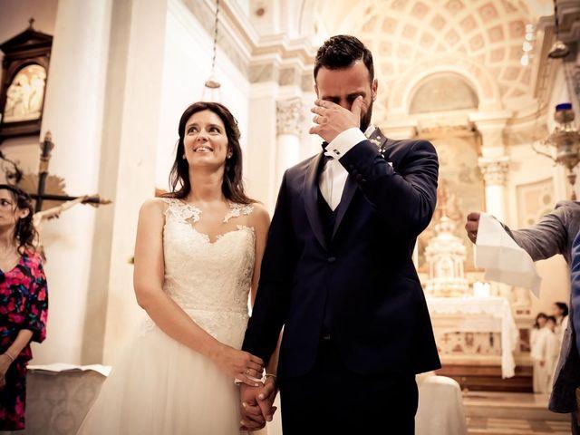 Il matrimonio di Davide e Alice a Moriago della Battaglia, Treviso 28