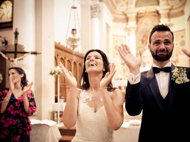 Il matrimonio di Davide e Alice a Moriago della Battaglia, Treviso 29