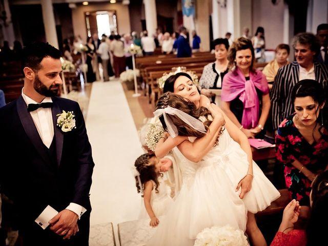 Il matrimonio di Davide e Alice a Moriago della Battaglia, Treviso 30