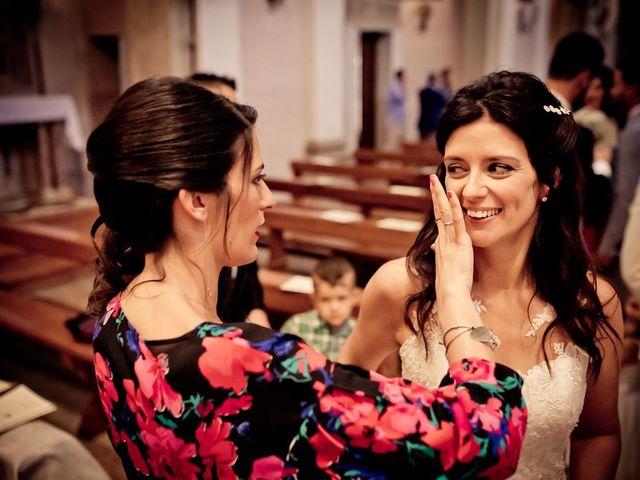 Il matrimonio di Davide e Alice a Moriago della Battaglia, Treviso 34