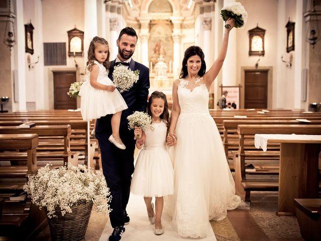 Il matrimonio di Davide e Alice a Moriago della Battaglia, Treviso 39