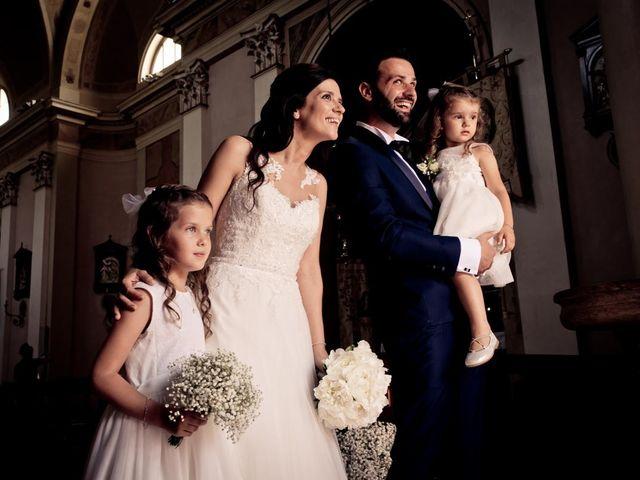 Il matrimonio di Davide e Alice a Moriago della Battaglia, Treviso 40