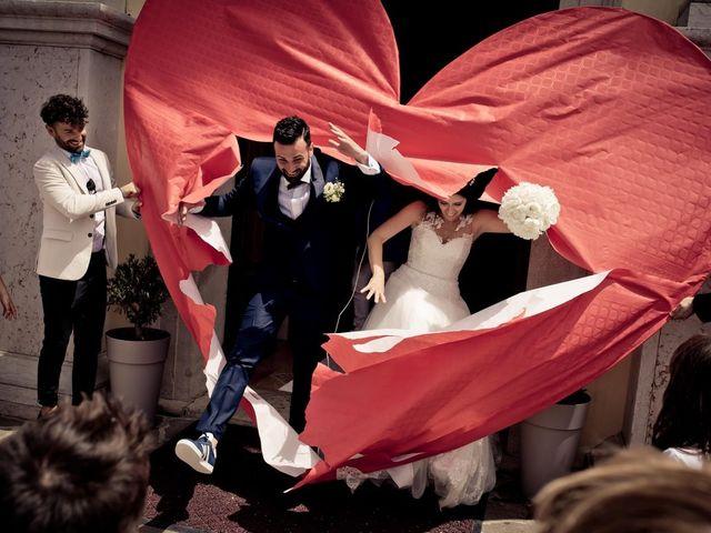 Il matrimonio di Davide e Alice a Moriago della Battaglia, Treviso 41
