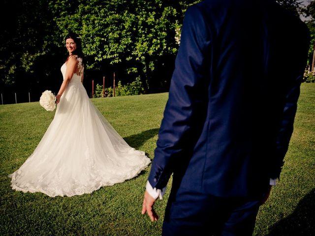 Il matrimonio di Davide e Alice a Moriago della Battaglia, Treviso 51