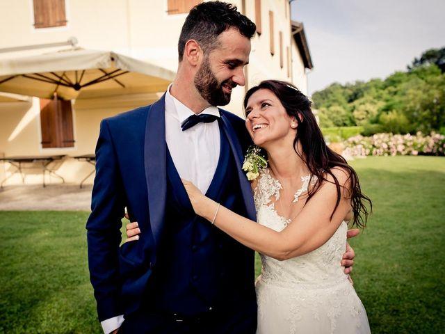 Il matrimonio di Davide e Alice a Moriago della Battaglia, Treviso 58