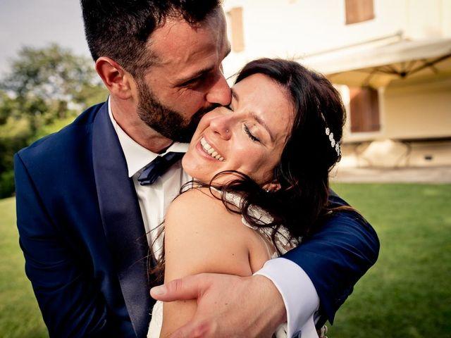 Il matrimonio di Davide e Alice a Moriago della Battaglia, Treviso 59