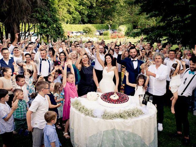 Il matrimonio di Davide e Alice a Moriago della Battaglia, Treviso 60