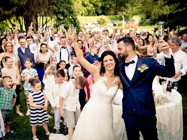 Il matrimonio di Davide e Alice a Moriago della Battaglia, Treviso 61