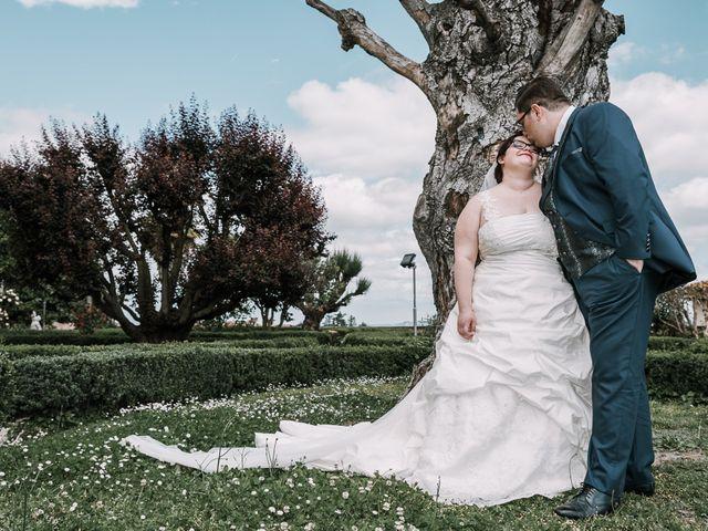 Le nozze di Emma e Secondo