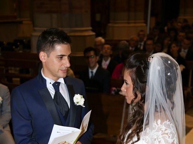 Il matrimonio di Alessia e Roberto a Novara, Novara 9