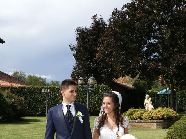 Il matrimonio di Alessia e Roberto a Novara, Novara 12