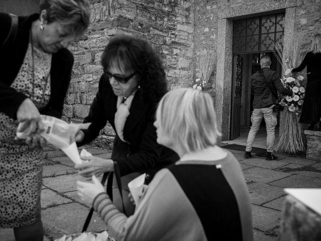 Il matrimonio di Leonardo e Anna a Caslino d'Erba, Como 1