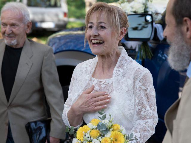 Il matrimonio di Leonardo e Anna a Caslino d'Erba, Como 6