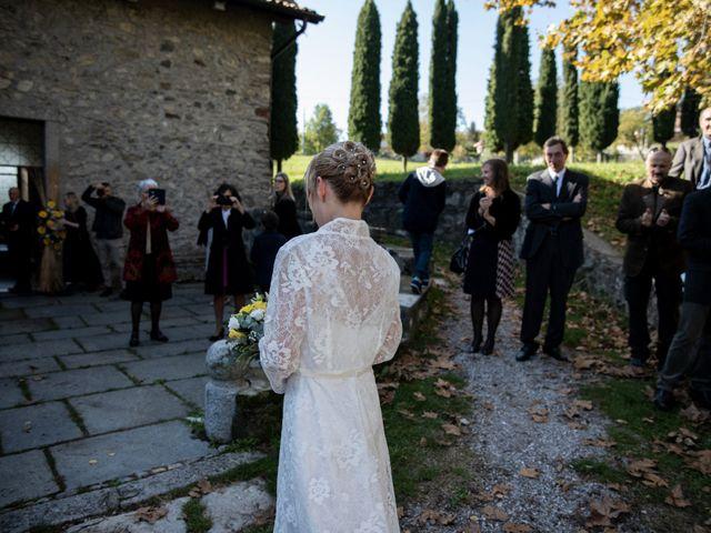 Il matrimonio di Leonardo e Anna a Caslino d'Erba, Como 7