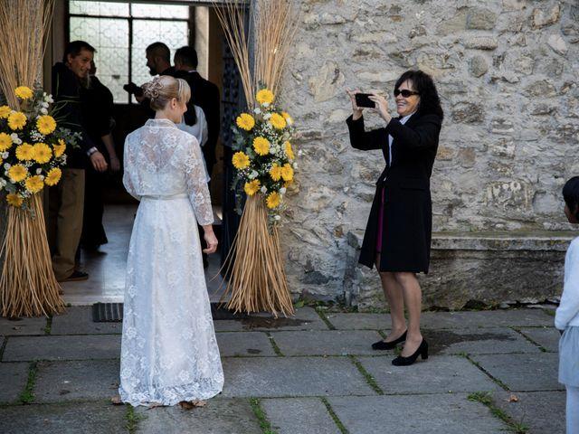 Il matrimonio di Leonardo e Anna a Caslino d'Erba, Como 8