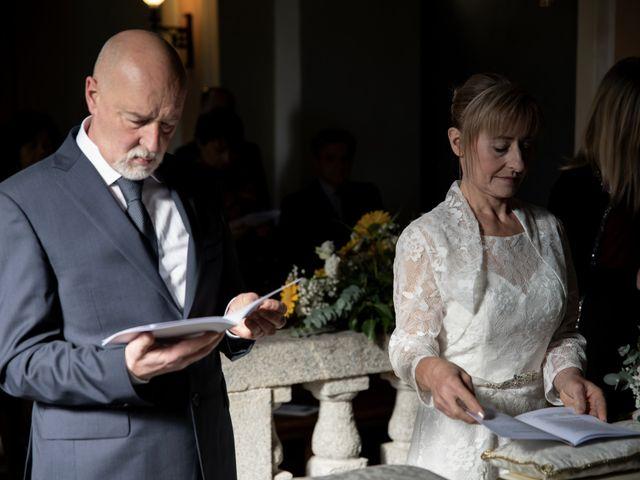 Il matrimonio di Leonardo e Anna a Caslino d'Erba, Como 14