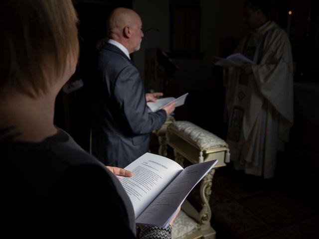 Il matrimonio di Leonardo e Anna a Caslino d'Erba, Como 17