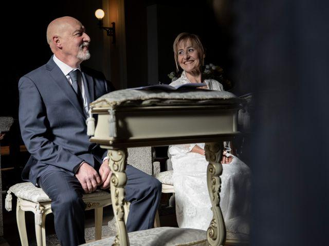 Il matrimonio di Leonardo e Anna a Caslino d'Erba, Como 19