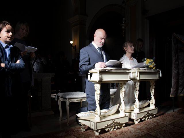 Il matrimonio di Leonardo e Anna a Caslino d'Erba, Como 20