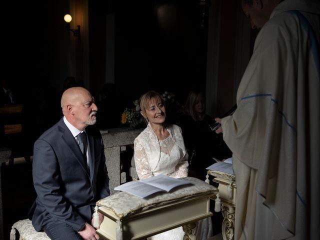 Il matrimonio di Leonardo e Anna a Caslino d'Erba, Como 21