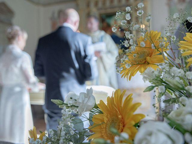Il matrimonio di Leonardo e Anna a Caslino d'Erba, Como 22