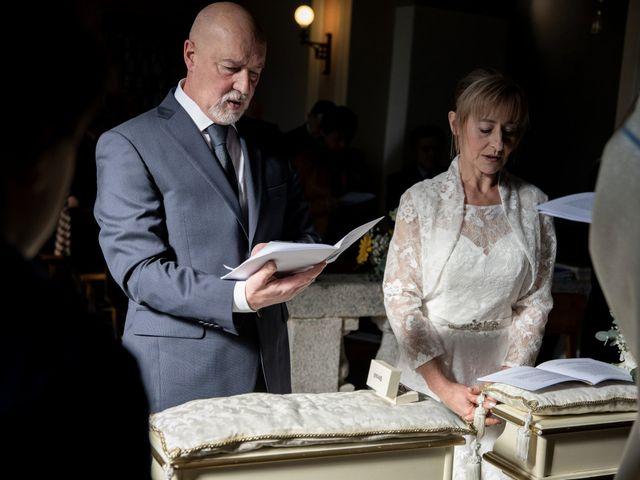 Il matrimonio di Leonardo e Anna a Caslino d'Erba, Como 30