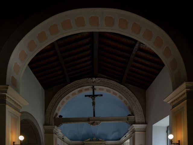 Il matrimonio di Leonardo e Anna a Caslino d'Erba, Como 37